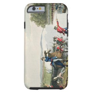La batalla de Waterloo decidía por el duque del Funda Para iPhone 6 Tough
