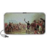 La batalla de Waterloo, el 18 de junio de 1815 2 Altavoz De Viaje