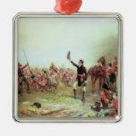 La batalla de Waterloo, el 18 de junio de 1815 2 Adornos