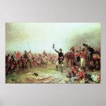 La batalla de Waterloo, el 18 de junio de 1815 2 Posters