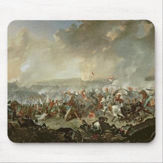 La batalla de Waterloo, el 18 de junio de 1815 Alfombrillas De Ratón