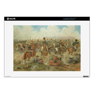 La batalla de Waterloo, el 18 de junio de 1815 (w/ Calcomanías Para Portátiles