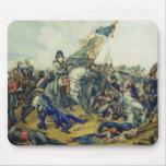 La batalla de Waterloo en 1815, 1831 Alfombrillas De Raton