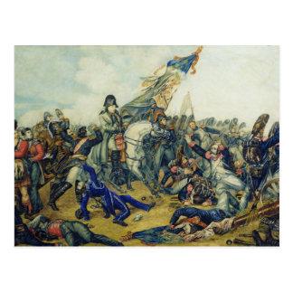 La batalla de Waterloo en 1815, 1831 Postal