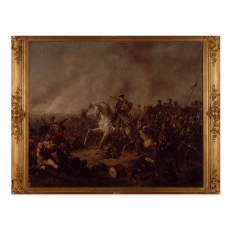 La batalla de Waterloo Postal