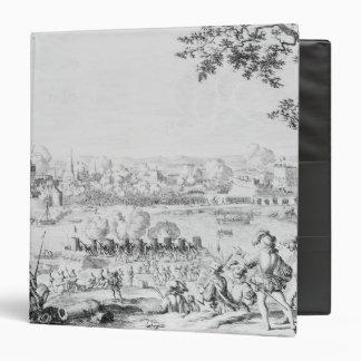"""La batalla de Zutphen, el 22 de septiembre de 1586 Carpeta 1 1/2"""""""