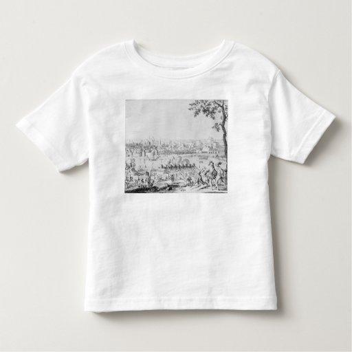 La batalla de Zutphen, el 22 de septiembre de 1586 T Shirt