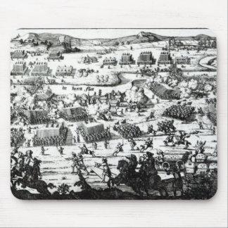 La batalla del Boyne, c.1690 Alfombrillas De Ratón