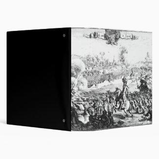 """La batalla del Boyne, el 1 de julio de 1690 Carpeta 1 1/2"""""""