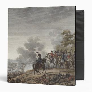 """La batalla del Moskva, el 7 de septiembre de 1812, Carpeta 1 1/2"""""""