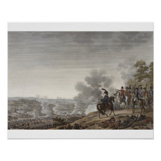 La batalla del Moskva el 7 de septiembre de 1812 Impresiones
