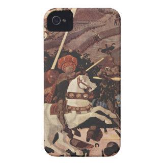 La batalla del romano de San de Paolo Uccello iPhone 4 Case-Mate Funda