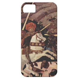 La batalla del romano de San de Paolo Uccello iPhone 5 Funda