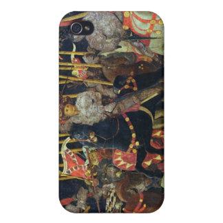 La batalla del romano de San en 1432, c.1456 iPhone 4 Carcasa