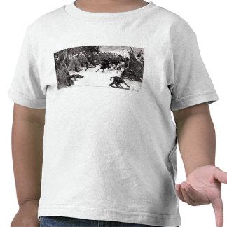La batalla del Washita Camiseta