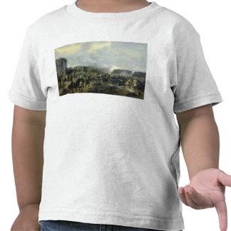 La batalla Francés-Rusa en Malakhov Kurgan Camiseta