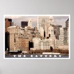 La batería, poster NYC-grande