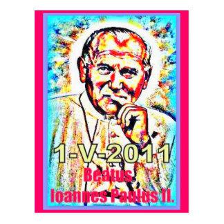 La beatificación de Juan Pablo II - 2011-05-1 Postales