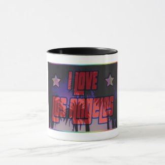 LA Beautiful Afterglow Mug Cup