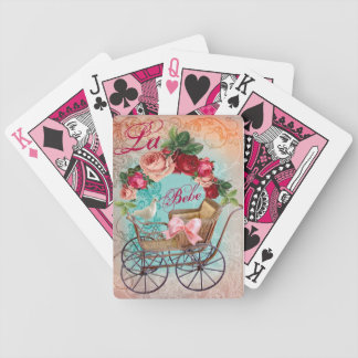La Bebe, It's A Girl, Playing Cards