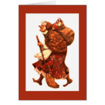 La Befana - Buona Epifania / Explanation Greeting Cards
