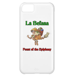 La Befana (Christmas Witch) Feast of the Epiphany. iPhone 5C Cover