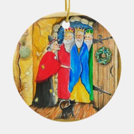 La Befana Ornament