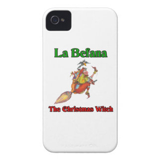 La Befana The Christmas Witch.. iPhone 4 Case-Mate Cases