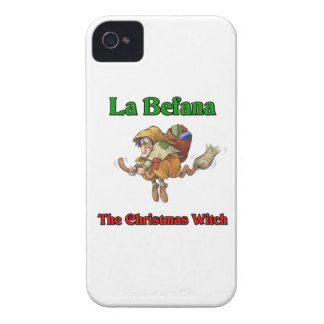 La Befana The Christmas Witch.. Case-Mate iPhone 4 Case