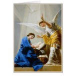 La bella arte de Francisco José de Goya del anunci Tarjeta Pequeña