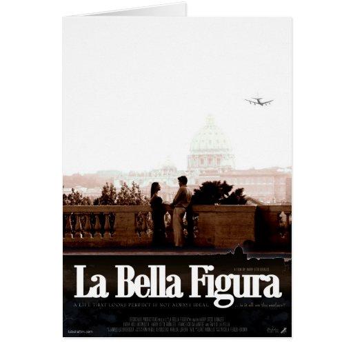 La Bella Figura - Card 1