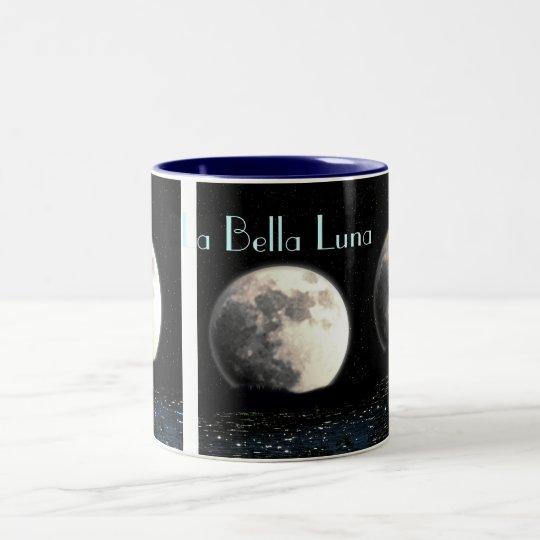 La Bella Luna mug