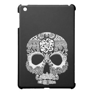 La Bella Muerte Dark iPad Case