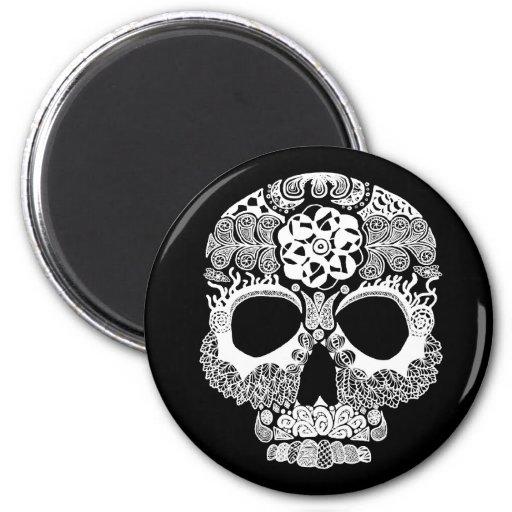 La Bella Muerte Dark Magnet
