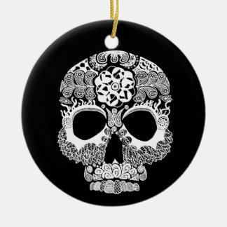 La Bella Muerte Dark Ornament