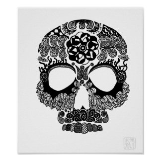 La Bella Muerte Poster