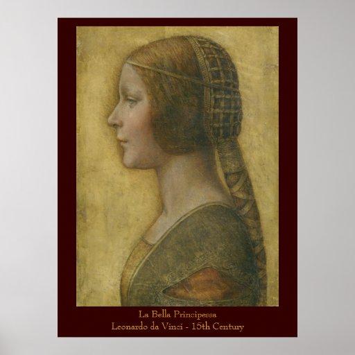 La Bella Principessa Poster