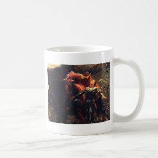 La Belle Dame Sans Merci [Sir Frank Dicksee] Coffee Mug