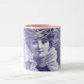 La Belle Époque - Fin de siècle Fashion Diva Mug
