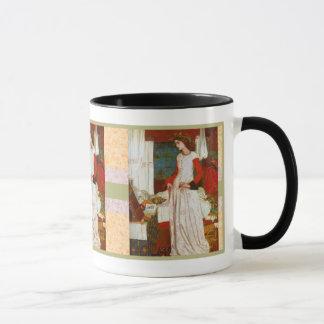 La Belle Iseult  ~  William Morris Mug
