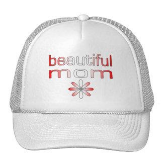La Belle Mère Canada Flag Colors Trucker Hat