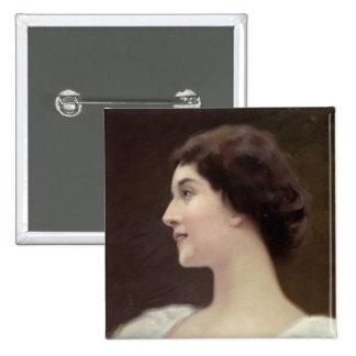 La Belle Otero Button