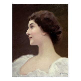 La Belle Otero Postcard