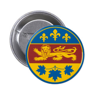 La Belle Province Pinback Button