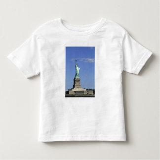 La belleza de la estatua de la libertad famosa camisas