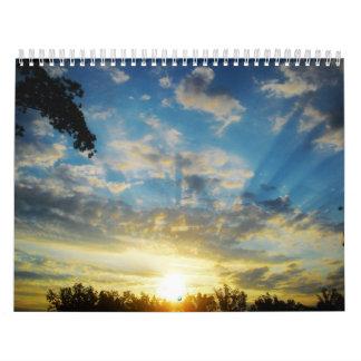 La belleza de la naturaleza calendario