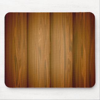 La belleza de Mousepad de madera