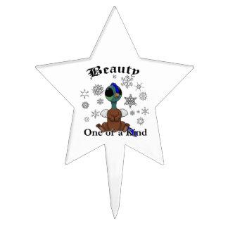 La belleza de Squite es una de una clase con los Figuras Para Tartas