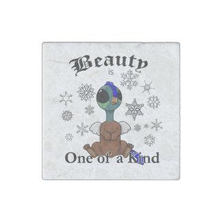 La belleza de Squite es una de una clase con los Imán De Piedra
