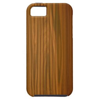 La belleza del caso de madera del iPhone 5 de la m iPhone 5 Case-Mate Cobertura